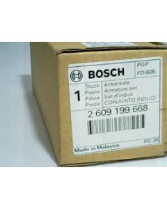 2609199668 BOSCH ARMATURE FOR GSB16RE