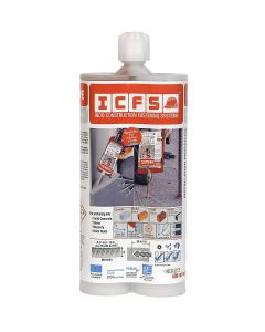 Pure Epoxy Chemical Mortar CM400PE 400 ml ICFS