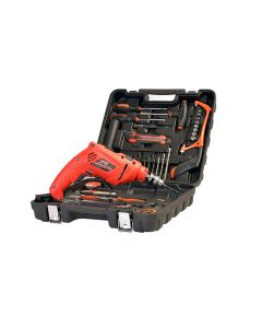 ISB13VRK Professional Powerful Impact Drill Tool Kit 13 mm, 650w, 2800rpm ICFS