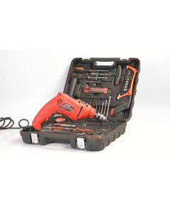 ISB10VRK Professional Powerful Impact Drill Tool Kit 10 mm, 550w, 3000rpm